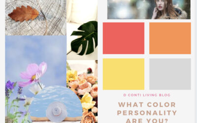What Color Personality Are you?